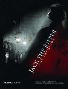 Jack-The-Ripper-Casebook-by-Richard-Jones-Hardback-2008
