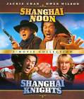 Shanghai Noon/Shanghai Knights (Blu-ray Disc, 2013)