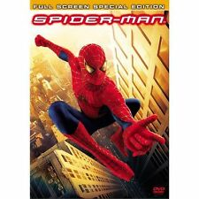 Spider-Man (DVD ~ 2-Disc Set)  ~  [Full Screen Special Edition] ~ New & Sealed!
