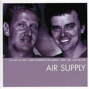 AIR SUPPLY Essential CD Best Of Greatest Hits BRAND NEW