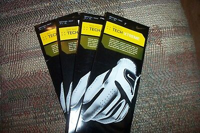 4 Brand Nike Tech Xtreme Mens Rh Small Gloves