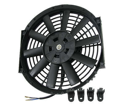 ELECTRIC RADIATOR COOLING FAN 12 FOR ALL CARS SLIM
