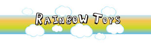 Rainbow Toys and Wears