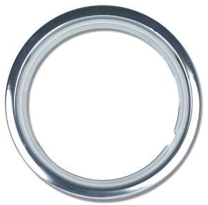 Premium Chrome Wheel Band Trim Ring 15