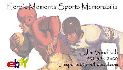 Heroic Moments Sports Memorabilia
