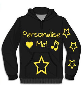 Personalised Adults Hoodie - Customisable - make your own - Hen party stag hoody