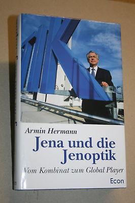 Buch Geschichte Carl Zeiss Jena, Jenoptik, Zeiss-Werke, von 1945 bis 1997