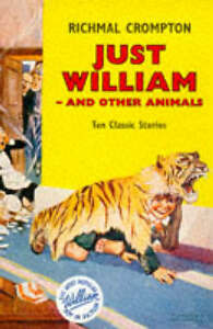 Just-William-and-Other-Animals-Crompton-Richmal-Used-Good-Book