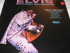 ELVIS-PRESLEY-RAISED-ON-ROCK-VINTAGE-LP-VINYL-RECORD-ALBUM-STILL-SEALED-CANADA