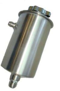 REMOTE POWER STEERING RESERVOIR ALUMINUM -6-10 UMP DRAG