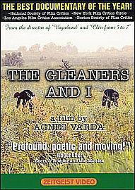 GLEANERS & I NEW DVD
