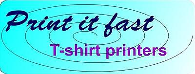 Print it fast t-shirt store