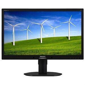 Philips Brilliance B-line 220B4LPCB Vs. ViewSonic VA VA2406M-LED