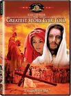 The Greatest Story Ever Told (DVD, 2004, Movie Only Edition)