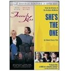 French Kiss/She's The One (DVD, 2006, 2-Disc Set, Double Feature)