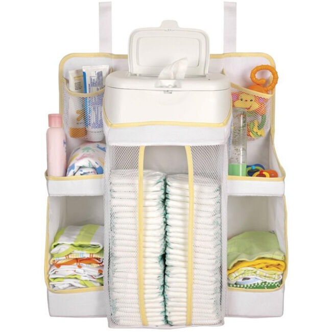 changing table organizer ideas