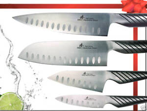 Xmas Gift Japan Steel Sandoku Paring Chef's Knife Set
