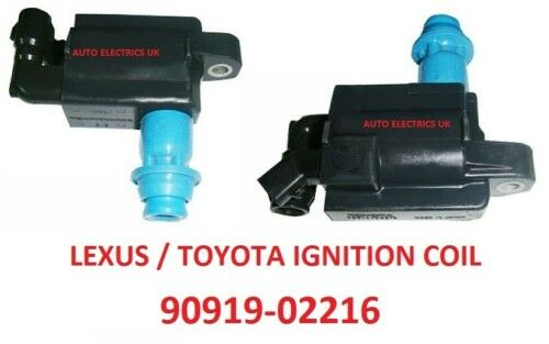 LEXUS TOYOTA IGNITION COIL 90919-02216 12215