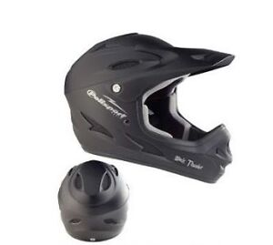 casque integral vtt velo bmx polysport 52 56 ebay. Black Bedroom Furniture Sets. Home Design Ideas