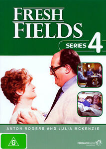 FRESH FIELDS - SERIES 4 - NEW DVD