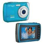 VistaQuest VQ VQ-9100 12.0 MP Digital Camera - Blue (VQ9100B)