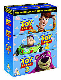 Toy Story 1-3 - Collection (DVD)