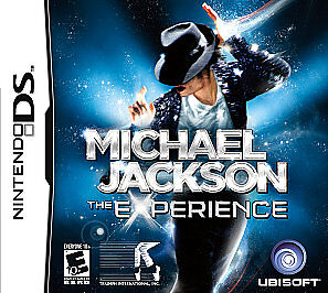 Nintendo-DS-DSi-Lite-XL-Michael-Jackson-The-Experience-Brand-New-Sealed