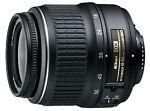 Nikon  Nikkor AF-S DX ED 18 mm - 55 mm  Lens