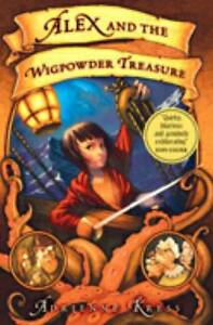 Kress-Adrienne-Alex-and-the-Wigpowder-Treasure-Book