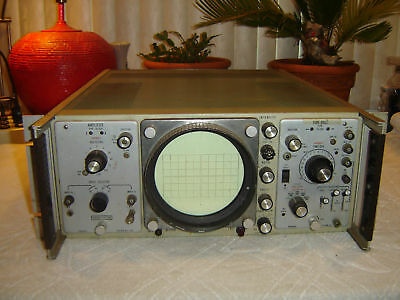 Fairchild Dumont 767 Oscilloscope, Vintage Rack