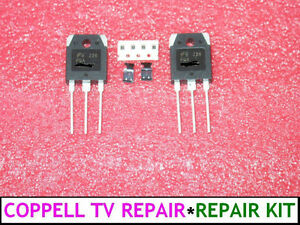 BN44-00162A SAMSUNG POWER SUPPLY REPAIR KIT FOR THE Vs TRACT OF HP-T5054 TV