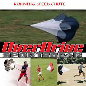 NEW-48-SPEED-RUNNING-POWER-CHUTE-training-parachute