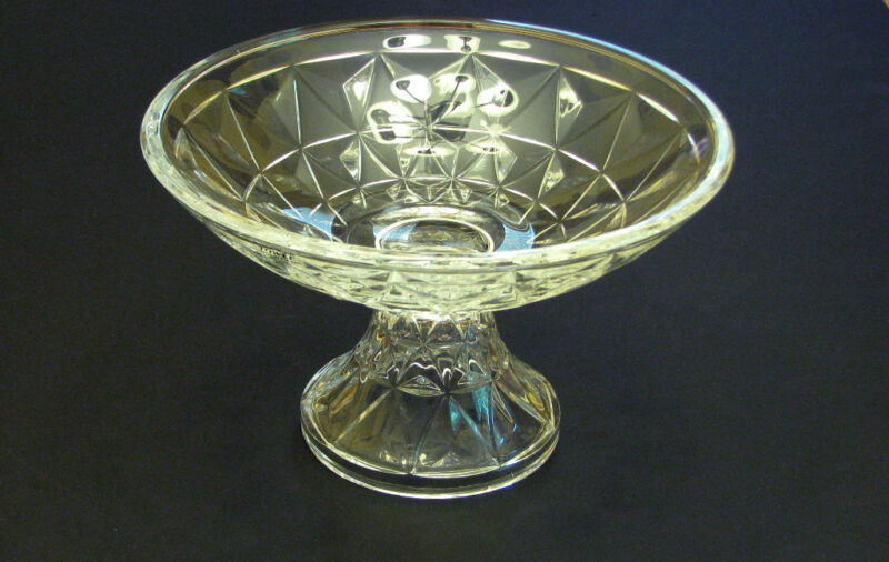 TOWLE 24% LEAD CRYSTAL CENTERPIECE MADE IN POLAND
