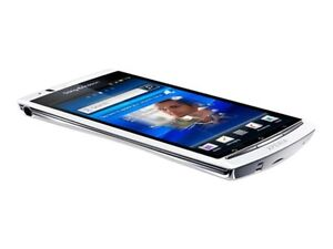 NEW-Sony-Ericsson-XPERIA-arc-S-LT18a-1GB-Android-Cell-Phone-Pure-White-Unlocked