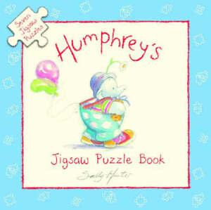 Sally Hunter Humphrey's Jigsaw Puzzle Book Very Good Book