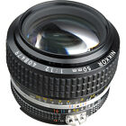 Nikon AI-S 50mm Focal Camera Lenses