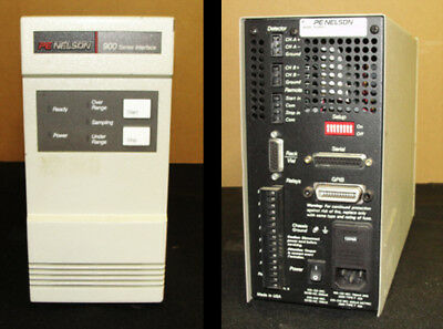 Lab Equipment - Nelson 900 Series Nelson 970a Interface