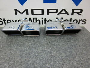2008 to 2013 dodge challenger dual split exhaust tips for Steve white motors hickory north carolina