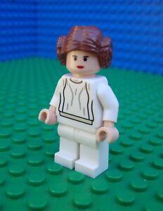 Lego STAR WARS minifig Princess Leia Lea 10188 10198