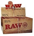 RAW-ROLLING-PAPER-TIPS-FULL-BOX-OF-50-PACKS