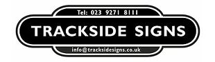 Trackside Signs of Bedhampton