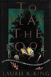 LAURIE-R-KING-To-Play-the-Fool-SIGNED-1st-1995-HBDJ