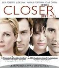 Closer (Blu-ray Disc, 2007, Canadian)