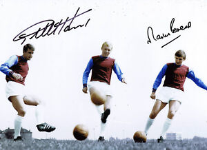 Geoff-Hurst-Martin-Peters-West-Ham-SIGNED-Photo-AFTAL