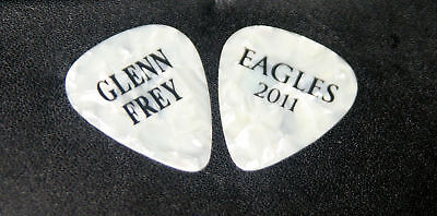 The Eagles Guitar Pick from Glenn Frey 2011 tour on Rummage