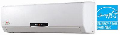 18000 Btu Mini Split Air Conditioner Seer 18 Ymgi With Sanyo Cool & Heat