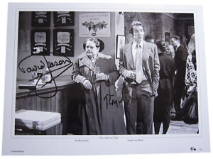 Only Fools and Horses David Jason Signed Ltd Edition #1