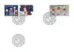 Sweden 1972 Mi 776-78 FDC Noel Christmas Weihnachten - <span itemprop=availableAtOrFrom> Dabrowa, Polska</span> - Sweden 1972 Mi 776-78 FDC Noel Christmas Weihnachten -  Dabrowa, Polska