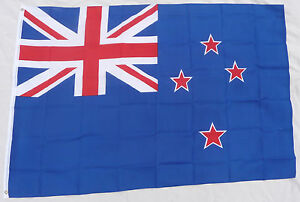 NEW ZEALAND FLAG  KIWI National NZ Banner maori 4 x 6ft