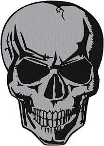 CUSTOM-EMBROIDERED-REFLECTIVE-SKULL-PATCH